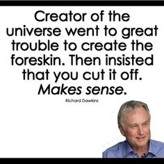 Richard Dawkins - That level of inconsistency alone is enough to discredit any other argument. Not religion though. Because NO shit on that one. man improves on what their god created, has nothing to do with my reasoning of life. Atheist Quotes, Atheist Humor, Religion Humor, True Religion, Creator Of The Universe, Richard Dawkins, Athiest, Anti Religion, Secular Humanism