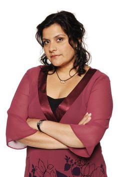 Zainab Masood played by Nina Wadia