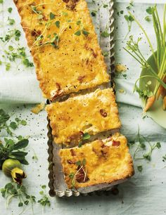 Lorraine-quiche   SARIE West African Food, South African Recipes, Ethnic Recipes, Savory Muffins, Savory Tart, Nigerian Food, Marmite, Recipe Mix, I Love Food