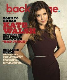 Kate Walsh - #katewalsh #actor #badjudge #interview #backstage http://www.backstage.com/interview/kate-walsh-great-being-bad/