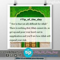 There's nothing that Allah cannot do.. Get up and pray :)  #allah #tip_of_the_day #life #daily #sunan #teachings #islamic #posts #islam #holy #quran #good #manners #prophet #muhammad #muslims #smile #hope #jannah #paradise #quote #inspiration #ramadan  #رمضان #الله #الرسول #اسلام #قرآن #حديث #سنن #أمل #جنة