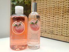 The Body Shop Vineyard Peach Haul