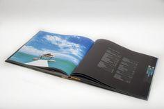 Quintessentially Reserve - Book Design by The Design Surgery, via Behance