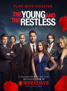 Flirt with DISASTER this February on The Young and the Restless! It'll be a Valentine's Day you'll NEVER forget! #YR. Austin dead. Chelsea's building on fire. Plane crashes with Neil and others on board. Underground collapses. What a week!