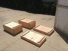 Easily build your own jerk blocks, jerk boxes, pulling blocks. Easy to do and way cheaper than buying them. Step-by-step
