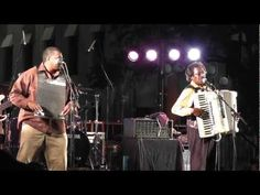 Buckwheat Zydeco - Walking to New Orleans (Harvest the Music, Nov. 2, 2011) - YouTube