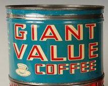 Giant Value Coffee