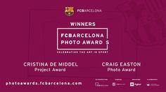 Título Reino Unido: los premios de Fotografía FC Barcelona ya tienen los primeros ganadores Craig Easton y Cristina De Middel   BARCELONA España Abril 2017 /PRNewswire/ - El fotógrafo escocés Craig Easton (Premio a la Mejor Foto) y la artista española Cristina de Middel (Premio al Mejor Proyecto) han sido los ganadores de la primera edición de los Premios de Fotografía FC Barcelona elegidos por un jurado de reputación internacional formado por Vicente Todolí Azu Nwagbogu Sandra Phillips…