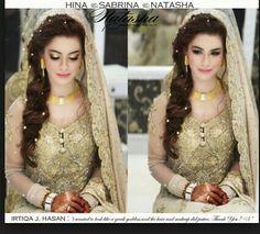 Lovely Pakistani nikah bride