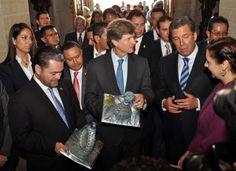 Guanajuato es uno de los destinos predilectos de residencia de ciudadanos de EU: de la Madrid