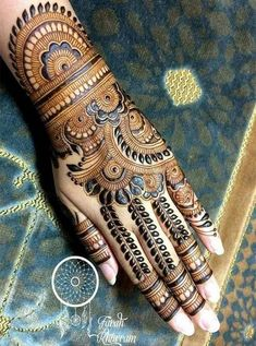 134 Best Mehndi Trends 2019 images in 2019