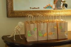 I Have A Degree In This!: How I Used Pinterest to Plan My Nephew's Dino Birthday Party