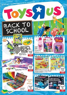 toy r us catalog christmas