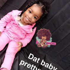 Online shopping for Premium Beauty from a great selection at Beauty & Personal Care Store. Cute Black Kids, Black Baby Girls, Beautiful Black Babies, Beautiful Children, Cute Little Baby, Pretty Baby, Cute Baby Girl, Little Babies, Cute Kids Fashion