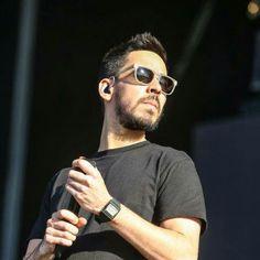 Mike Shinoda from Linkin Park <3