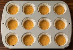 Mini Pumpkin Cheesecakes (with Caramel Sauce) - Cooking Classy Fall Desserts, Dessert Recipes, Pumpkin Cheesecake Cupcakes, Sweet Potatoes For Dogs, Pumpkin Spice, Spiced Pumpkin, Salted Caramel Sauce, Mini Pumpkins, Mini Cheesecakes