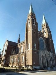 St. Adalbert Church, South Bend, Indiana http://www.todayscatholicnews.org