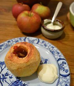CC-cuisine: Pommes au four à la normande