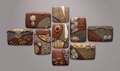 Бесконечность вариантов: керамические панно Chris Gryder