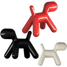 Puppy Glossy by Eero Aarnio for Magis