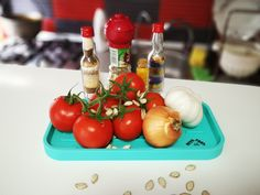 For vegetables Kitchen Sink Organization, Sink Organizer, Sponge Holder, Kitchen Countertops, Benefit, Tray, Cleaning, Vegetables, Food