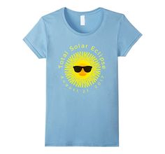 Astronomy Total Solar Eclipse August 21- 2017 T Shirt