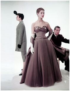 1953 Photo by Norman Parkinson