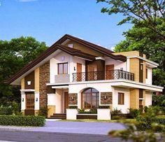10 Exterior Design - Minimal Single Family Contemporary Residences