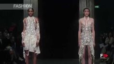 CHALAYAN Spring Summer 2016 Full Show Paris by Fashion Channel