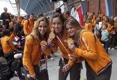 Naomi Van As - Dutch Field Hockey