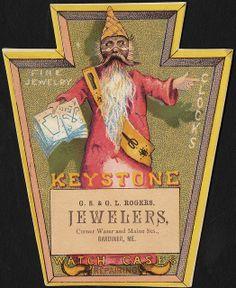 Keystone, fine jewelry, clocks, watch cases, repairing [front] | Flickr - Photo Sharing!