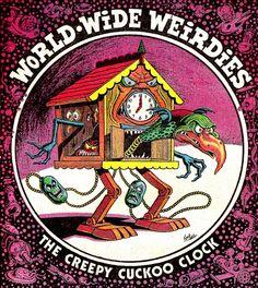 Ken Reid - World Wide Weirdies 41 by Aeron Alfrey, via Flickr
