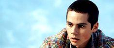 Dylan O'Brien as Stiles Stilinski 💗💗💗 Stiles Stilinski stilinski Famous In Love, O Brian, How Lucky Am I, Stydia, Lydia Martin, Dylan O'brien, Fan Fiction, Modern Family, Teen Wolf