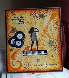 Visible Image...music