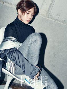 Winner - Elle Magazine November Issue '14 Taehyun