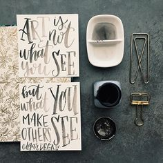 Hey, friends! It's time for something new today to add to your hand lettering…