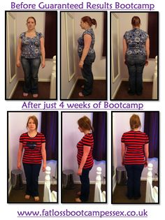 Well done Kerry Fenn on your fab bootcamp results! http://www.fatlossbootcampessex.com/