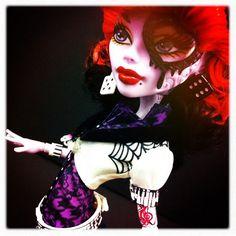 Operetta (Monster High)...so cool! #wishlist #toy #doll