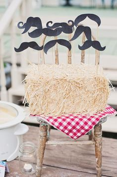 Click through for tons of cute ideas for a Wild West Cowboy Themed Birthday Party