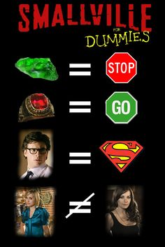 Smallville For Dummies