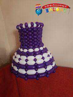 Balloon Dress, Balloons, Birthday Cake, Desserts, Inspiration, Art, Tailgate Desserts, Biblical Inspiration, Globes