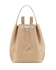 1e6df6ad6e3d Get free shipping on THE ROW Backpack 11 Leather Bag at Neiman Marcus. Shop  the