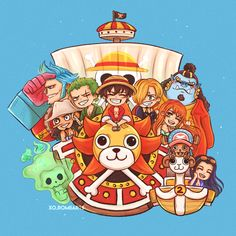 One Piece New World, One Piece Crew, Nami One Piece, One Piece Cartoon, Manga Anime One Piece, One Piece Fanart, One Piece Wallpaper Iphone, Chibi Wallpaper, One Piece Pictures