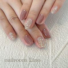 Nude Nails, Nail Manicure, Stylish Nails, Trendy Nails, Nail Inspo, Beauty Makeup, Nail Designs, Make Up, Claws