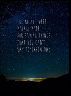 Soooooo true. I have no filter after 10 pm. Do I wanna know? - arctic monkeys