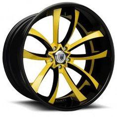 ASANTI - CX 503 Wheels