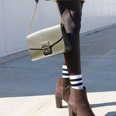 Khaki forever ❤️ via Melbourne Shopping, Aw17, Furla, Chloe, Topshop, Bts, Collection, Fashion, Moda