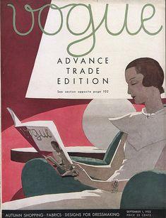 Vogue 1932
