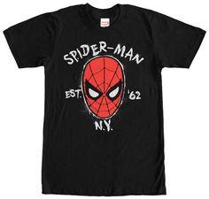 Spiderman- Hero Since '62 Movies T-Shirt