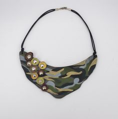 Leather Necklace, Necklaces, Bags, Fashion, Leather Collar, Handbags, Moda, Fashion Styles, Collar Necklace